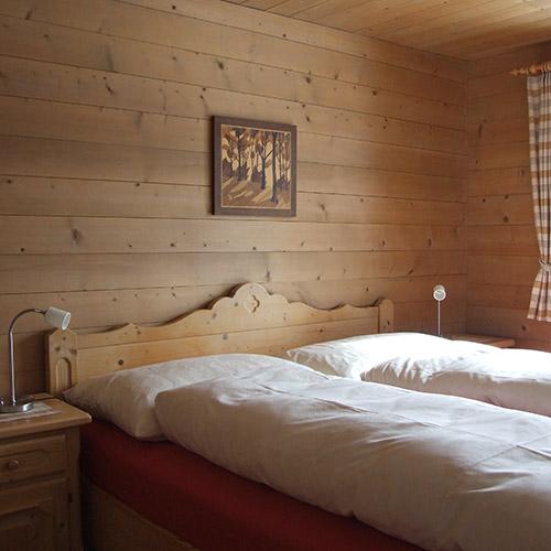 Schlafzimmer Ergeschoss