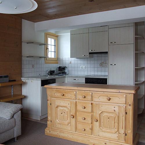 Küche Ergeschoss